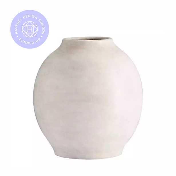 Quin Handcrafted Ceramic Vases, medium - Pottery Barn