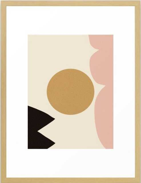 Holiday Framed Art Print 20 x 26 - Society6
