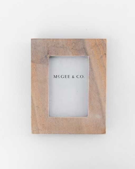 RAW SANDSTONE FRAME - McGee & Co.