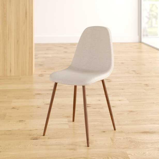 Amalia Upholstered Dining Chair (Set of 4) - Wayfair