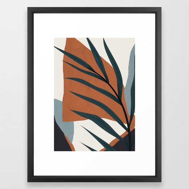 Abstract Art 35 // Vector Black - Society6