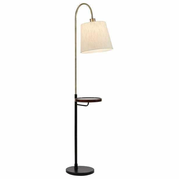 """Beeston 65"""" Tray Table Floor Lamp - Wayfair"""