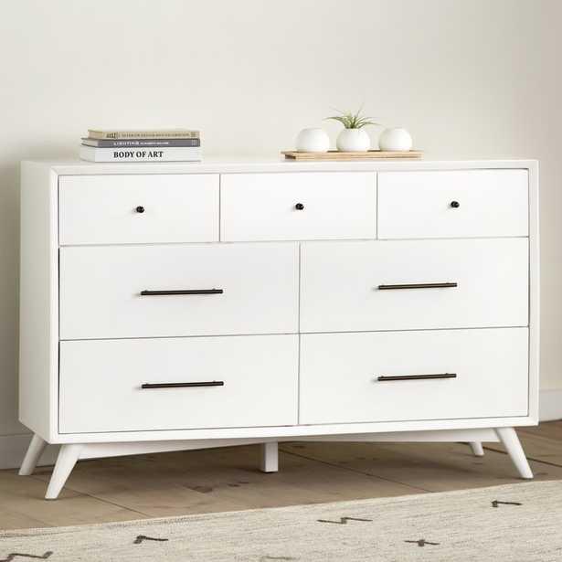 Parocela 7 Drawer Standard Dresser - Wayfair