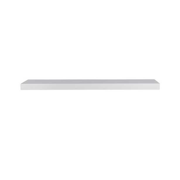 "Wall Shelf _ White, 75"" - Wayfair"