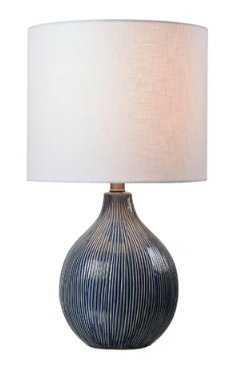 "Tryphosa Plow Accent 22"" Table Lamp - Wayfair"