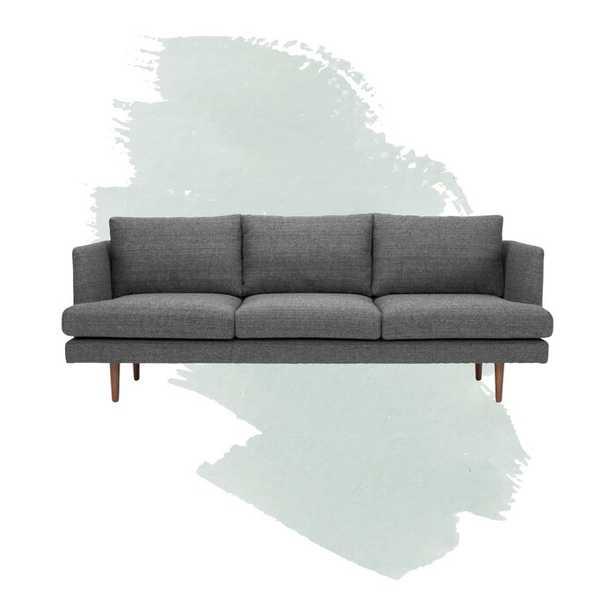 Celeste Sofa, Venga Dark Gray - Wayfair