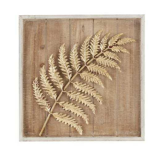 Fern Leaf Wall Décor - Wayfair