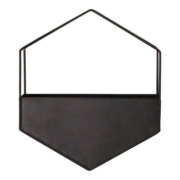 Metal Wall Planter - Wayfair