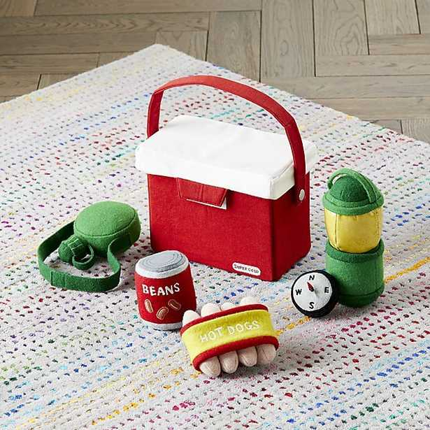 Toy Camping Set - Crate and Barrel