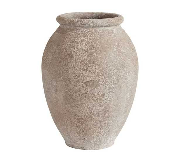 Azina Planter, Tall - Pottery Barn