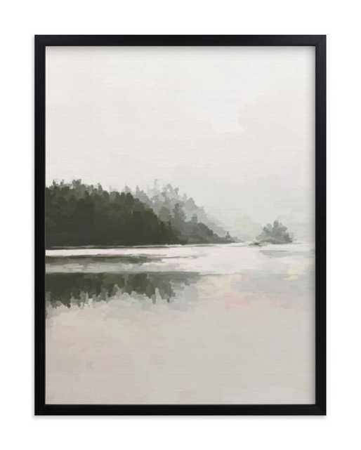 LakeView II -Misty Grey - Minted