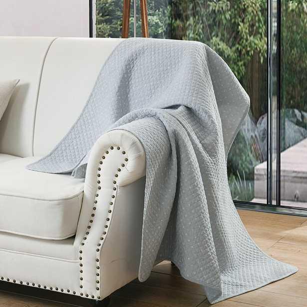 Dumont Cotton Throw Blanket - Wayfair