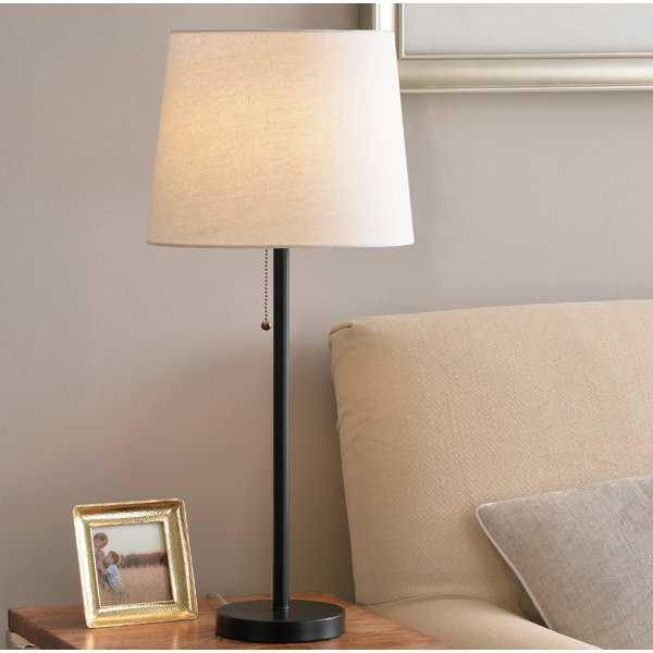 """Poulsbo 27"""" Table Lamp - Wayfair"""