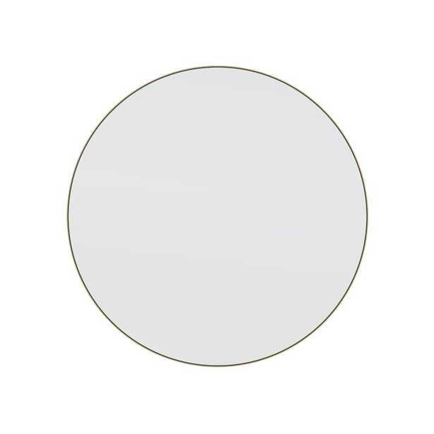 Modern & Contemporary Mirror - Wayfair