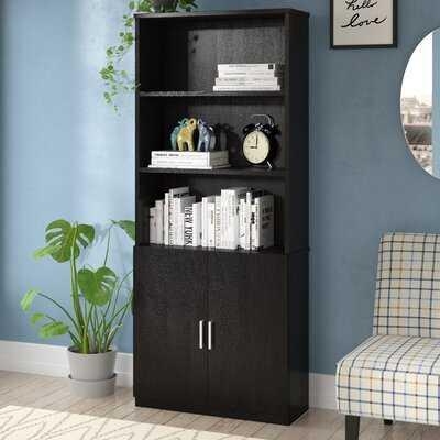 Elicia Standard Bookcase - Wayfair