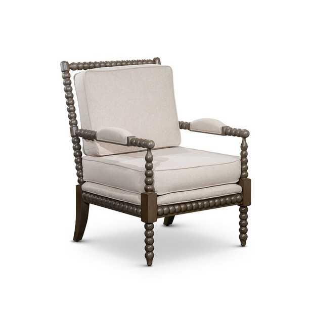 Anelys Spindle Armchair - Wayfair