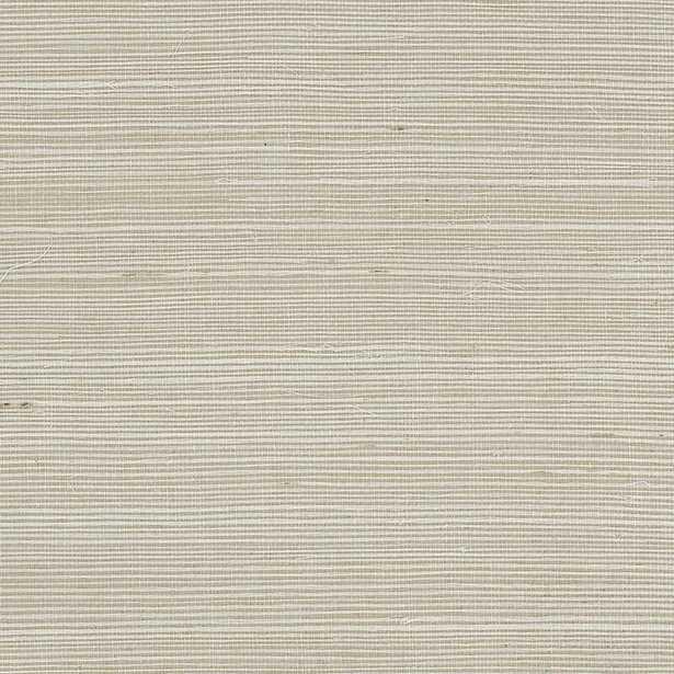 """Clément 24' x 36"""" Fine Sisal Wallpaper - Wayfair"""
