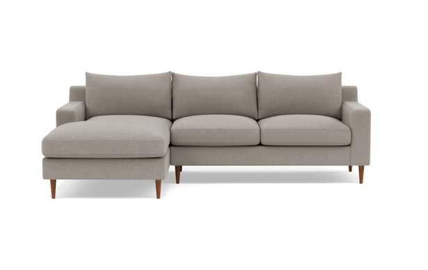 SLOAN Left Chaise Sectional - Interior Define