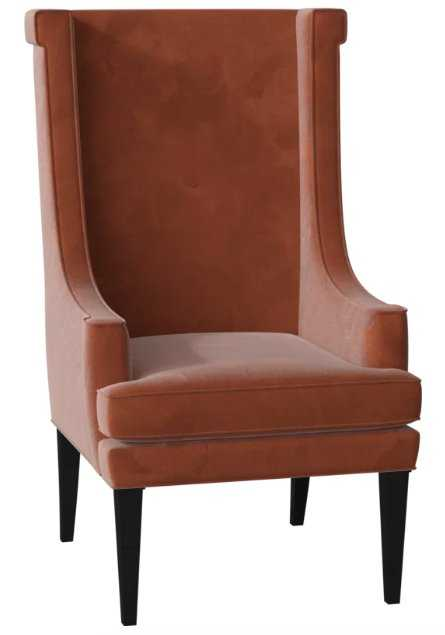 Purrr-Fect Wingback Chair - Perigold