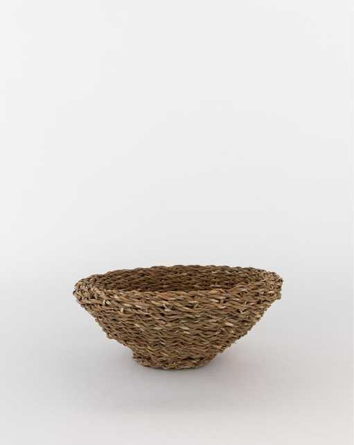 SHALLOW SEAGRASS BASKETS - McGee & Co.