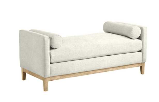 Hartwell Upholstered Bench - Ballard Designs
