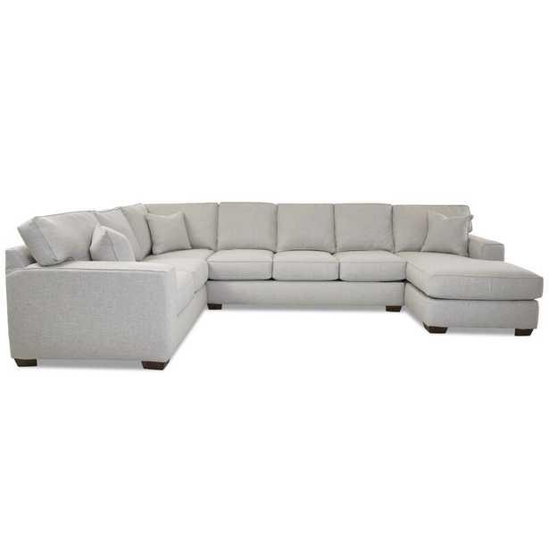 "Webster 146"" Sofa & Chaise - Wayfair"