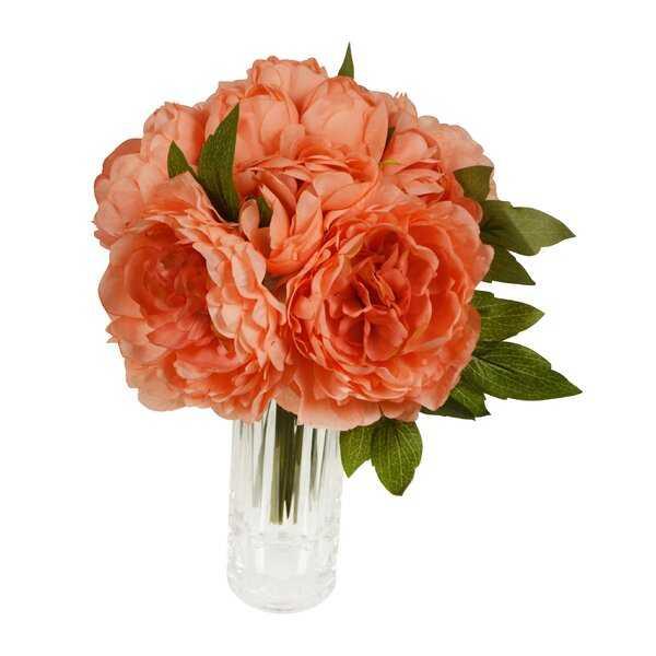 Peonies Floral Centerpieces - Wayfair