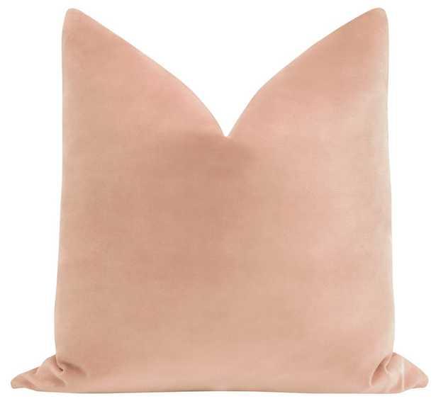 Sonoma Velvet // Blush BACKORDER - Little Design Company