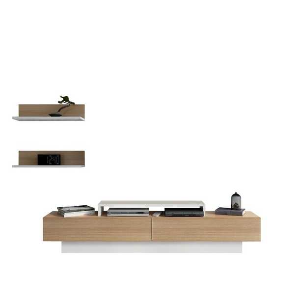 Pritts Entertainment Center for TVs up to 78 inches - AllModern