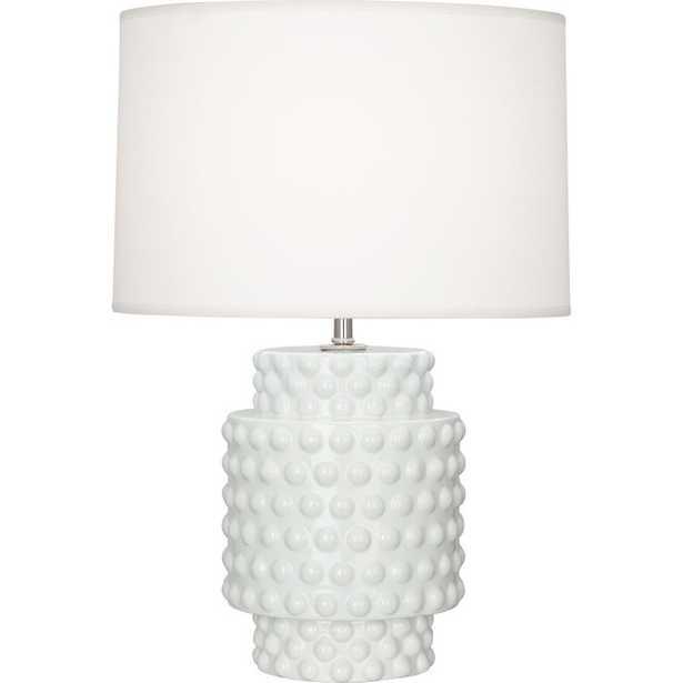 CERAMIC POP TABLE LAMP - SMALL - Shades of Light