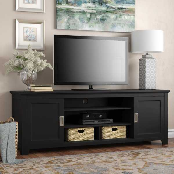 """Grace TV Stand for TVs up to 70"""" - Wayfair"""
