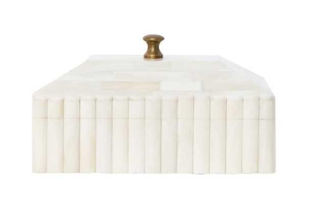 PLATEAU LID BOX - McGee & Co.
