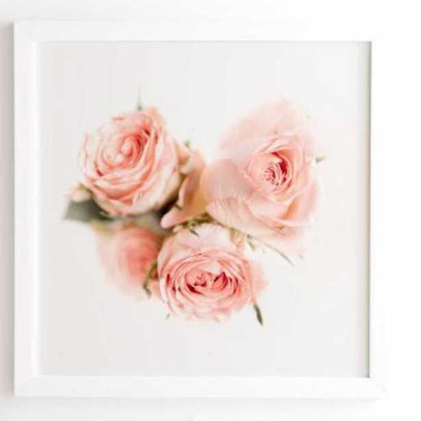 ROSE PINK LEMONADE 12x12 - Wander Print Co.