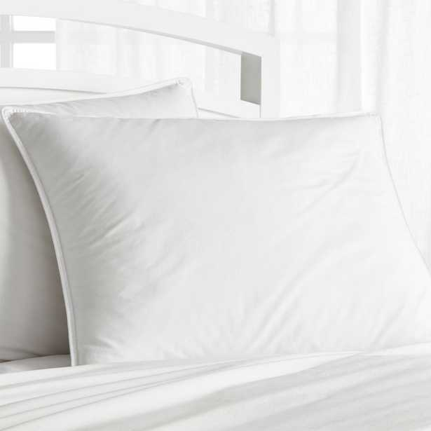 Hypoallergenic Firm Standard Pillow - Crate and Barrel
