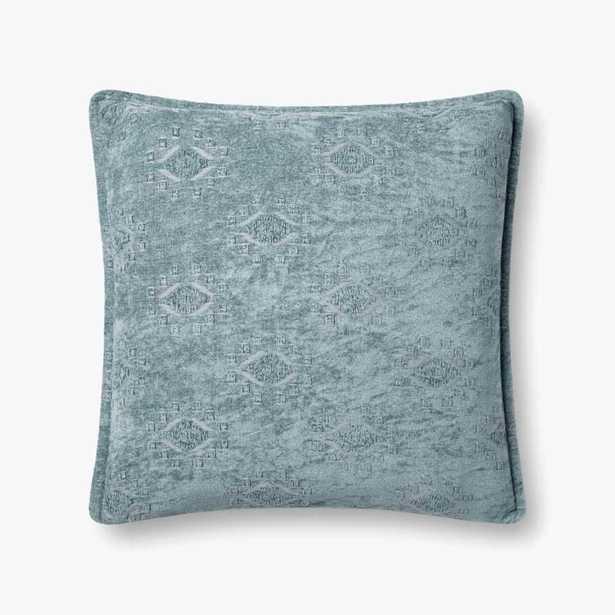 P0830 LT. BLUE - down insert - Loma Threads