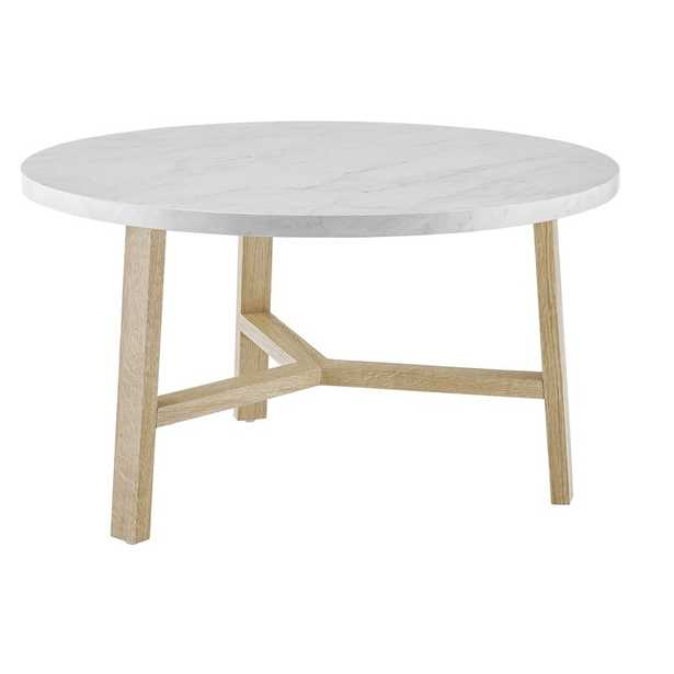 Marisela Round Coffee Table - AllModern