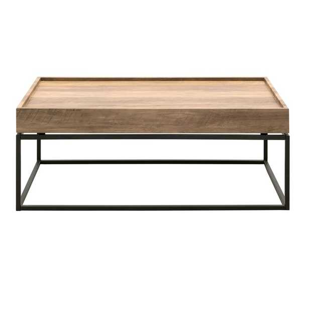 Wortman Frame Coffee Table - Wayfair