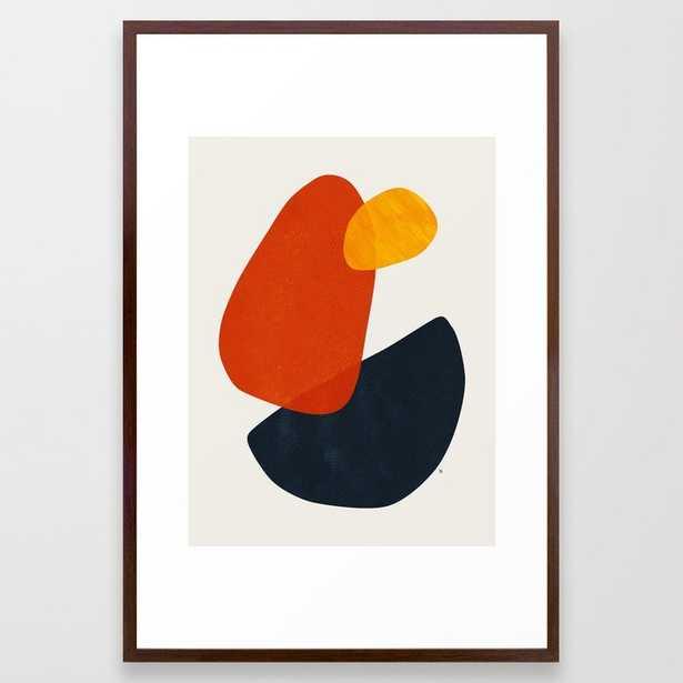 Union II Framed Art Print by Matadesign - Society6