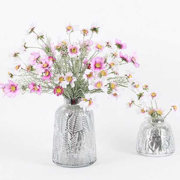 Artificial Cosmos Floral Arrangement - Wayfair