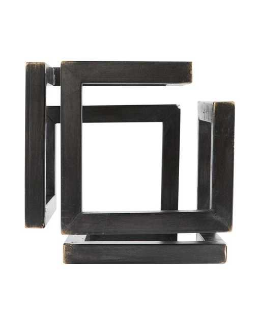 GEO CUBE OBJECT - McGee & Co.