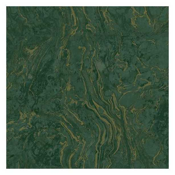 Polished Marble Removable Wallpaper- Double Roll - York Wallcoverings