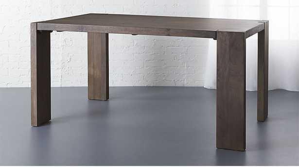 BLOX 35X63 DINING TABLE - CB2