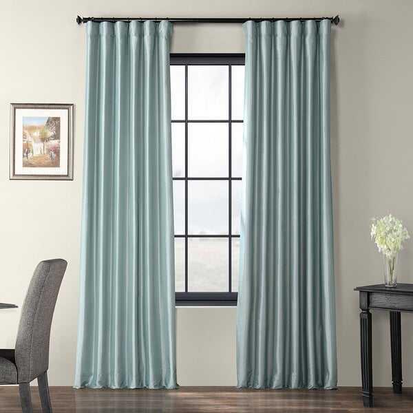Lochleven Solid Color Room DarkLochleven Solid Room Darkening Thermal Rod Pocket Single Curtain Panel - Wayfair