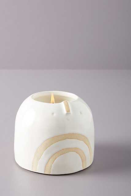 Atelier Stella Ceramic Candle - Anthropologie