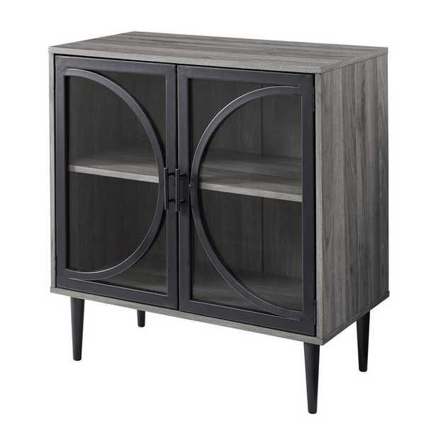 Violetta 2 Door Accent Cabinet - Wayfair