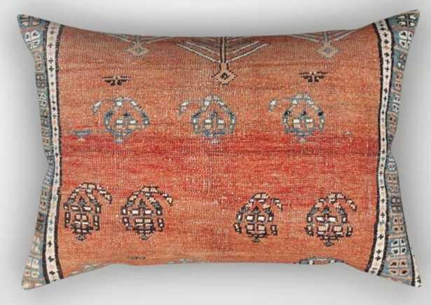 Bakhshaish Azerbaijan Northwest Persian Carpet Print Rectangular Pillow - Society6