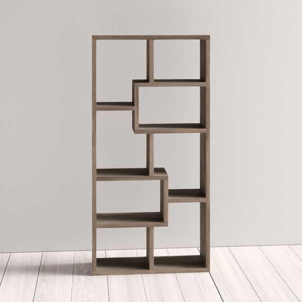 Jezebel Geometric Bookcase - AllModern