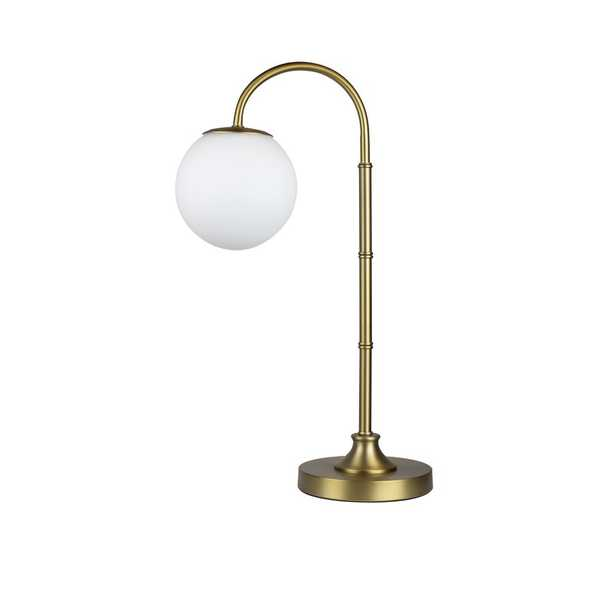 "Farbourgh 21"" Table Lamp - Wayfair"