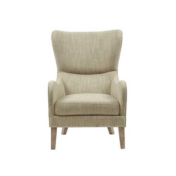 Oday Wingback Chair - Wayfair