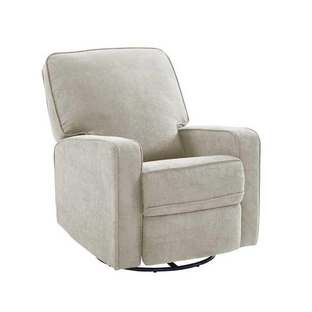 Cookson Upholstered Reclining Glider - Wayfair